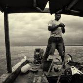 Mecky fishing