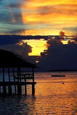 sunset_ stonetown